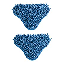 H2O Mop X5 Blue Coral Mop Pad 2-pack