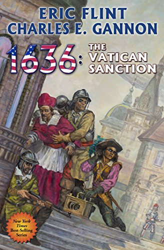 1636: The Vatican Sanction (Ring of Fire Book 24) cover