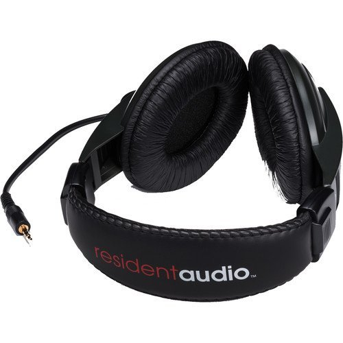 Hercules DJControl Starlight with LED Light & Resident Audio R100 Stereo Headphones Bundle by Hercules (Image #5)