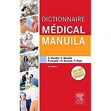 DICTIONNAIRE MÉDICAL MANUILA 10E ÉD.