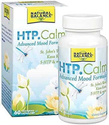 Natural Balance HTP Calm, 60 Caps