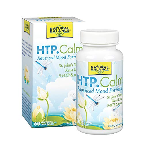 Natural Balance HTP Calm, 60 Caps