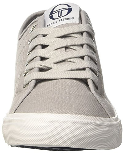Sergio Tacchini Men's Capri Canvas Low Trainers Grey (Ciment) buy cheap purchase cheap sale best store to get discount official an8HlGy