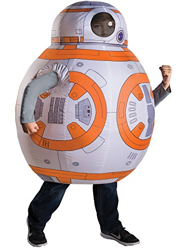 Star Wars Episode VII: The Force Awakens - Deluxe BB - 8 Inflatable Costume for]()