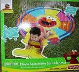 Elmo's Splashtime Sprinkler Mat