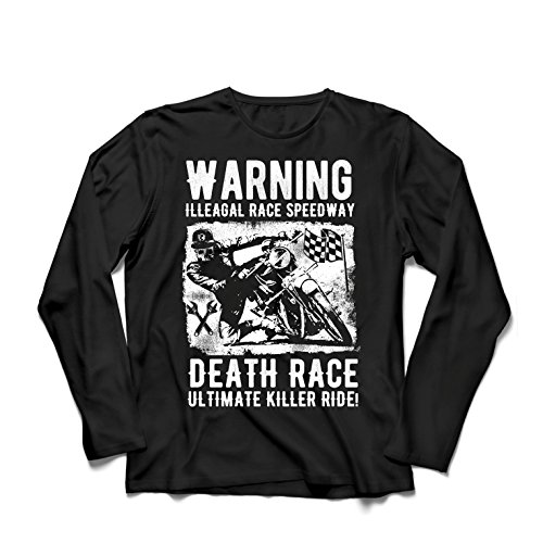 Black Death Motorcycle For Sale - 7