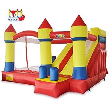 Amazon.com: Bounceland Inflatable Party Castle Bounce