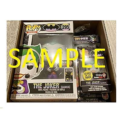 Funko Pop! DC Gamer Batman Joker 5 Piece Mystery Box Exclusive: Toys & Games