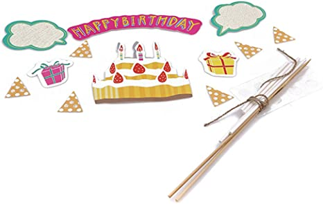 Outstanding Firecolor Kids Birthday Cake Insertion Decoration Card Cartoon Funny Birthday Cards Online Eattedamsfinfo