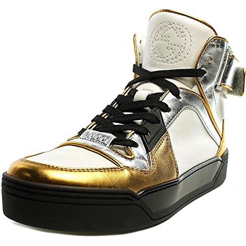 Gucci Sport Shoes (Gucci 388015 Men US 7 Multi Color Fashion Sneakers)