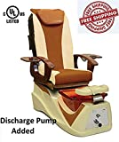 Shiatsulogic Pedicure Spa LENOIR 5112 w/ Discharge Pump Pedicure Chair