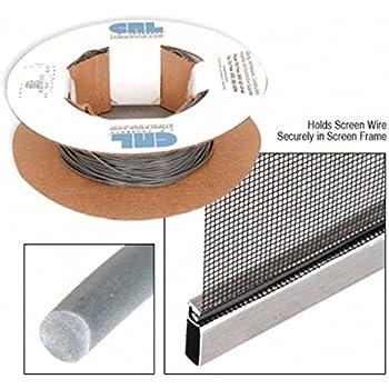 Tremendous 090 Gray Screen Retainer Spline 100 Foot Roll Screen Door Wiring 101 Ziduromitwellnesstrialsorg