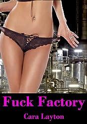 Fuck Factory (Sex Toy Erotica)