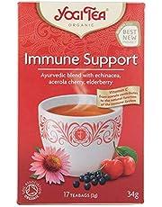 Yogi Organic Immune Support Organic - 17 Tea Bag, 34g