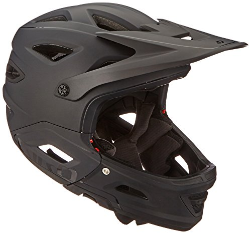Giro Switchblade MIPS MTB Helmet Matte Black/Gloss Black Medium (55-59