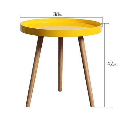 Lw coffee table Mesita pequeña Pequeña Mesa de café Nordic ...