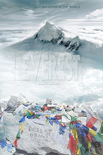 Printed Webbing Belt (Mount Everest Commemorative Poster 24