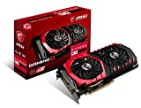 MSI Gaming Radeon RX 580 256-bit 4GB GDRR5 DirectX 12 VR Ready CFX Graphcis Card (RX 580 GAMING X 4G)