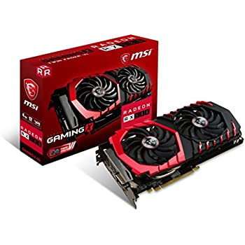 MSI Radeon RX 580 GAMING X 4GB GDDR5 Video Card - Micro Center