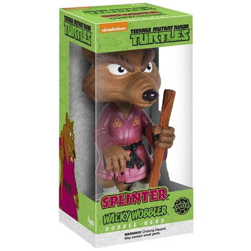 Amazon.com: Wacky Wobbler Teenage Mutant Ninja Turtles ...