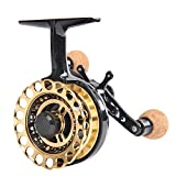 Cheap Fiblink Inline Ice Fishing Reel Right/Left Handed Fishing Raft Wheel Ice Reels (Left Handed)