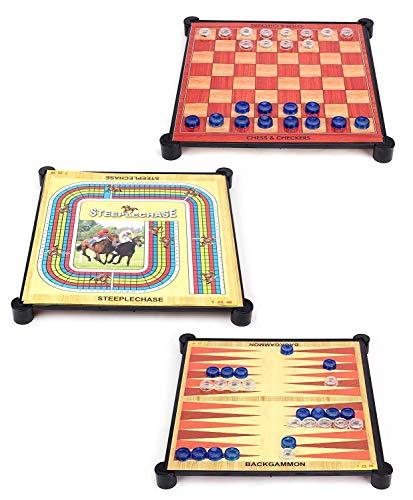 13 In 1 Family Board Games