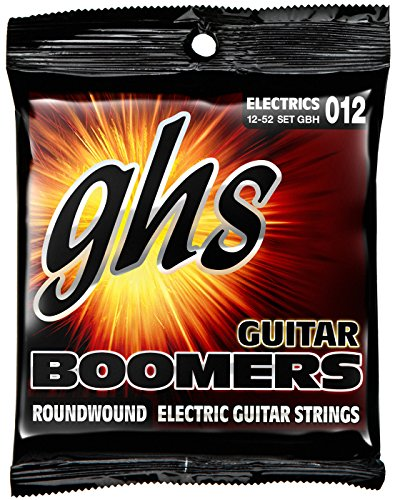 GHS GBH Boomers Heavy Electric Guitar (Boomers Heavy Electric Guitar Strings)