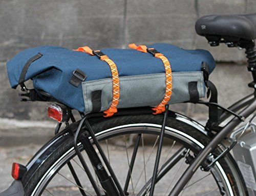 ROK Straps Commuter Reflective Adjustable Straps - Orange by ROK Straps (Image #1)