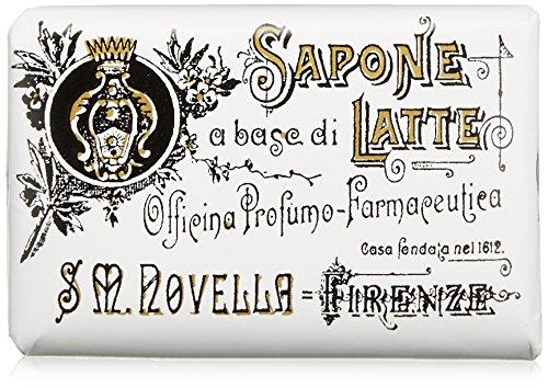 Maria Santa Soap Novella (Katase Santa Maria Novella Milk Soap # Jasmine 100 g Parallel Import Goods Clear)