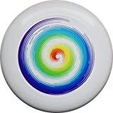 Eurodisc 175g not Discraft Ultimate Frisbee Competition Disc design RAINBOW special scratch resistant Foto-UV print