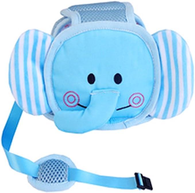 Protector de cabeza de bebé para casco de seguridad, cojín con ...