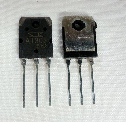 Sanken Audio - 5pcs x 2SA1303 A1303 AUDIO POWER TRANSISTOR