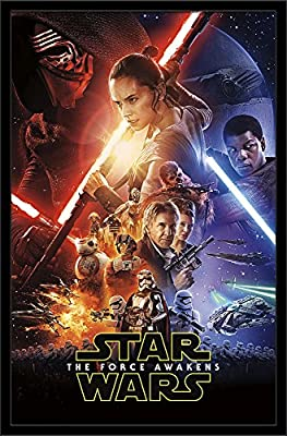 """Trends International Star Wars The Force Awakens Collector's Edition Wall Poster 24"""" x 36"""""""