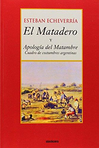 Descargar Libro El Matadero Esteban Echeverria