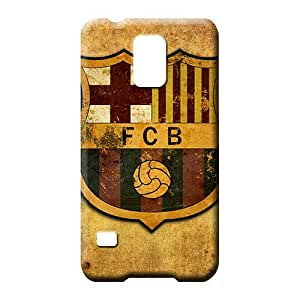 samsung galaxy s5 Highquality Colorful For phone Cases mobile phone case fc barcelona