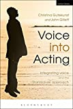 Voice into Acting (Performance Books)