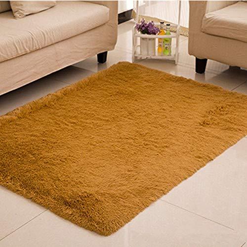 (Living Room/Bedroom Rug Anti Skid Soft 150cm 200cm Carpet Modern Carpet mat Purple White Pink Gray 11)