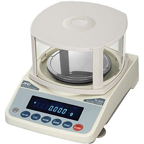 A&D FX-300iN NTEP Approved Legal For Trade Scale US Canada Precision Balance 300 x 0.001g