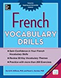 French Vocabulary Drills, Gordon, Ronni L. and Stillman, David M., 0071826424