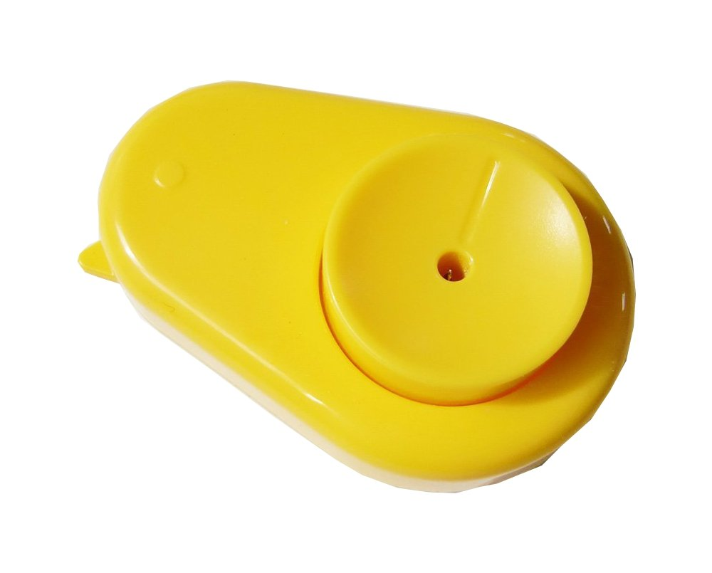 1 X Form of Chick Egg Hole Puncher - Boiled Eggs Piercer Carded with Magnet