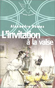 L'invitation à la valse par Dumas