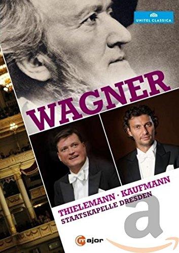 DVD : Dresden Staatskapelle - Wagner Gala (DVD)
