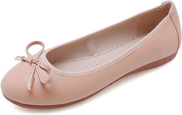 Slduv7 Women's Ballet Flats Comfort