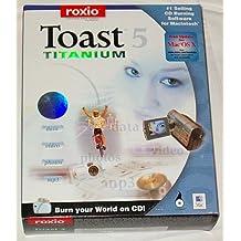 Toast 5 Titanium (Mac)