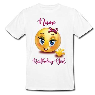 Amazon.com: Sprinklecart - Camiseta de cumpleaños con diseño ...