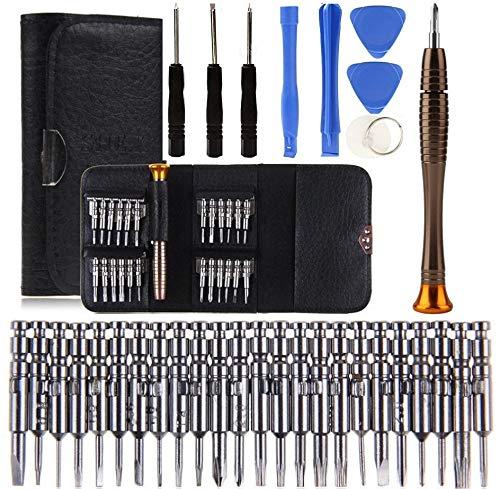 25-In-1 Portable Mobile Phone Disassemble Repair Tool Kit Screwdriver Set Aluminum Alloy Tool Part