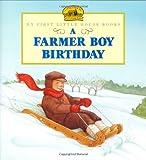 A Farmer Boy Birthday, Laura Ingalls Wilder, 0060274778