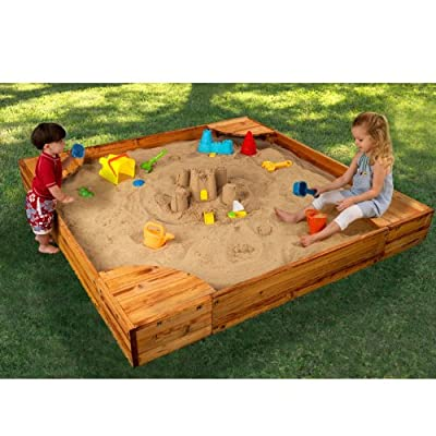 KidKraft Backyard Sandbox | Computers And Accessories