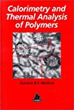 Calorimetry and Thermal Analysis of Polymers, , 1569901260