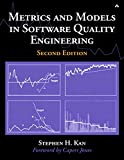 Metrics and Models in Software Quality Engineering (paperback) (2nd Edition)